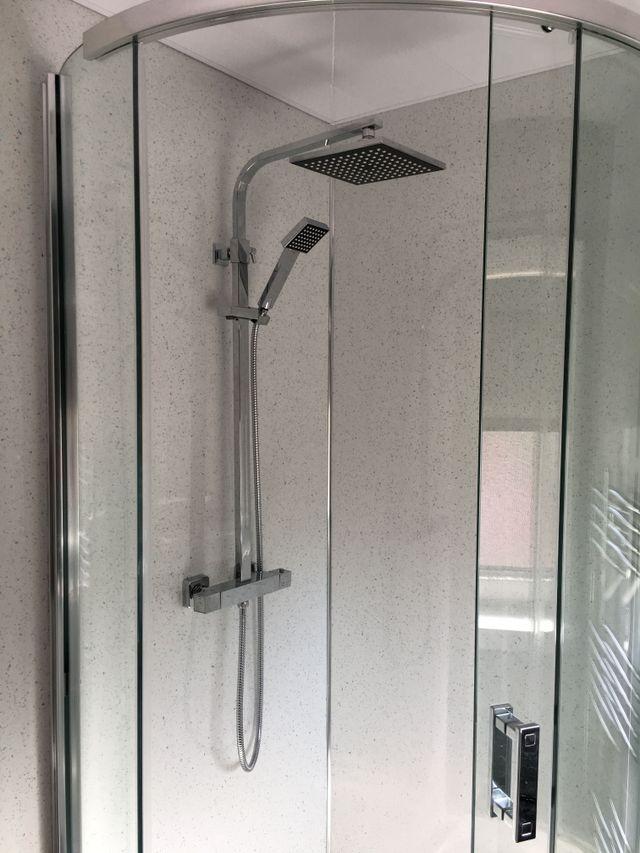 Shower installation experts in Aberdeen