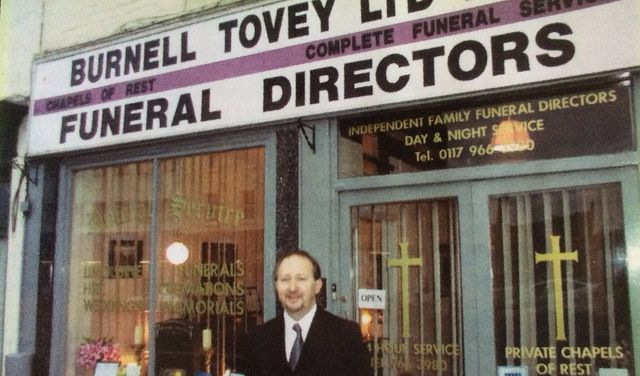 our funeral directors