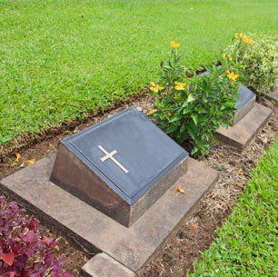 memorial gravestones