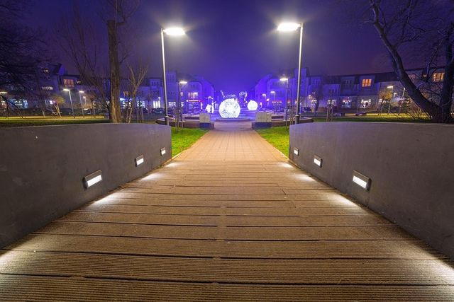 Sports Field Pathway Lighting