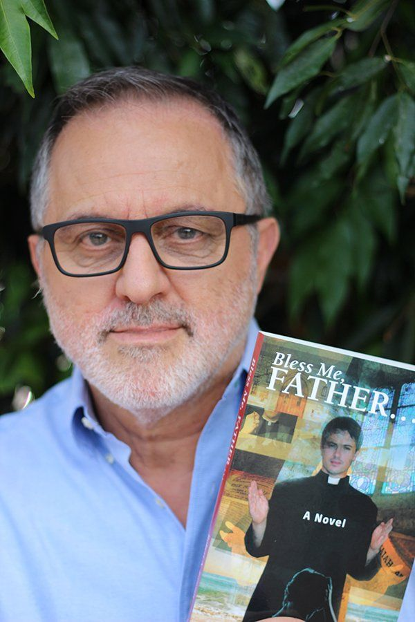 Robert Zammi  author of Bless me father
