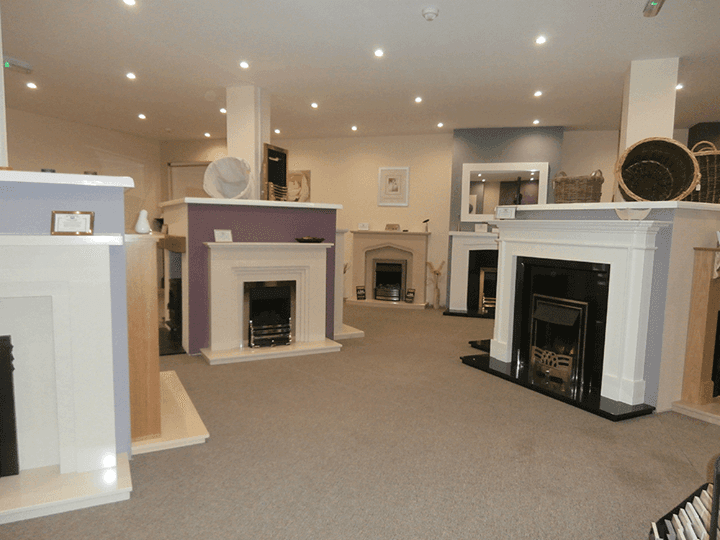 Fireplaces to suit all styles