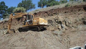 Excavation Services Medford Or Carlson Construction