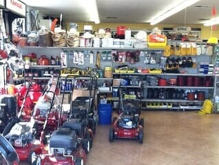 Lawnmower Parts And Gardening Equipment Santa Ana Ca