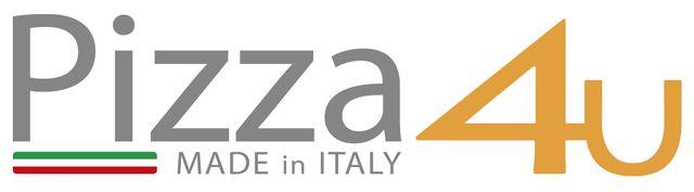 PIZZA 4U-Logo