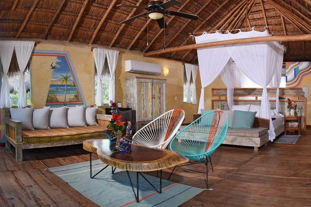 Villa Pescadores Top Beach Cabanas In Tulum