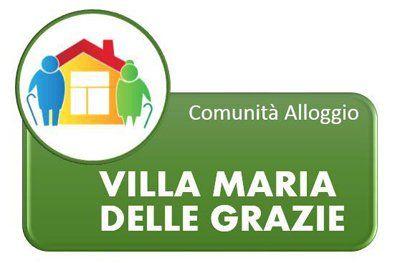 Villa Maria delle Grazie logo