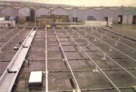 Industrial roofing and cladding