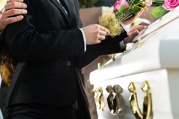 Funeral Sarina