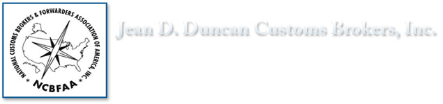 Customs Broker Atlanta - Jean Duncan Customs Brokers- Trace