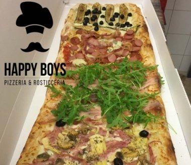 pizza con rucola, pizza capricciosa