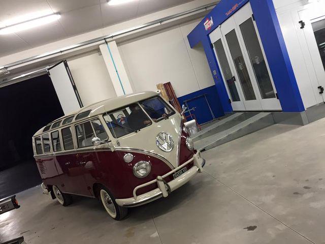 furgone d'epoca