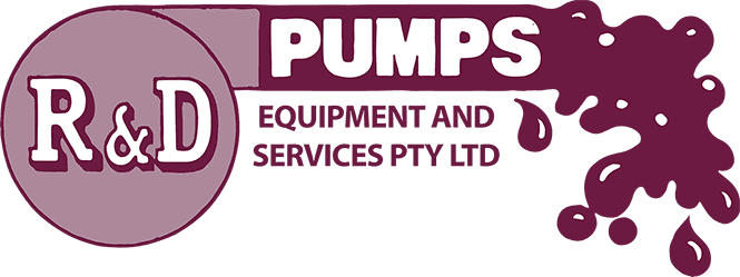 r and d pump equipment and services sa pty ltd logo