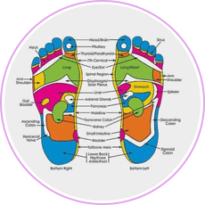 description of your feet