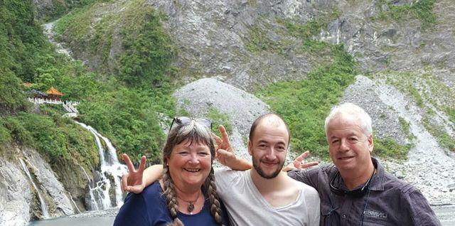 Ymkje Rypkema, Tommy Sevens en Toon Sevens familie Intersail