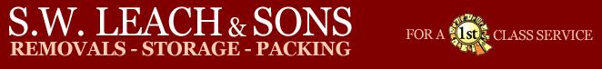 S.W.Leach & Sons logo