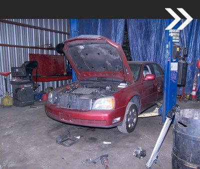 Backyard Auto Parts midsouth auto recycling | fayetteville, nc | junk yard | salvage yard