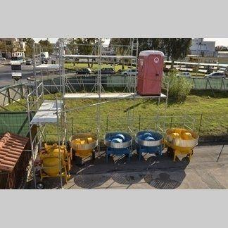 bagni chimici