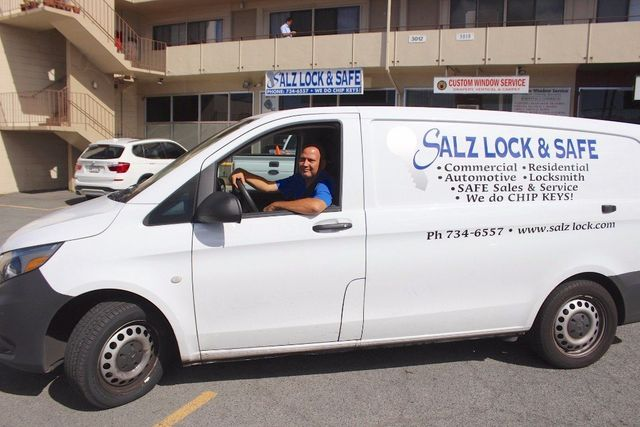 Mobile locksmith | Honolulu, HI | Salz Lock & Safe