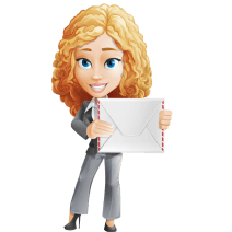 Animated image of Kelly Callow, the Managing Director of Ulearn College