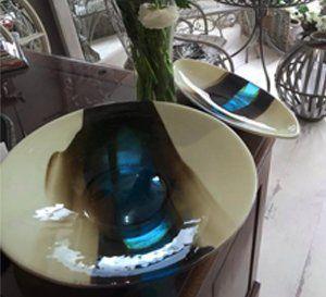 artistic glass design