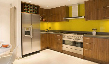 kitchen wooden cabinets