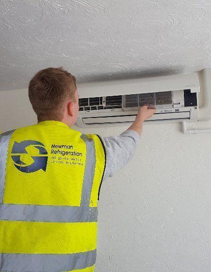 refrigeration servicing