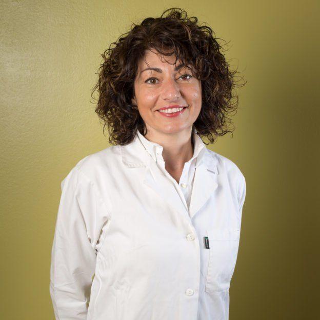 Dottoressa Chiara Dall'Ozzo