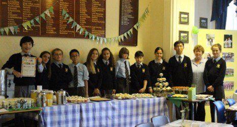 English boarding school