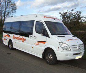 Minibus Hire - West Cumbria - Ken Routledge Travel Ltd. - Minibus
