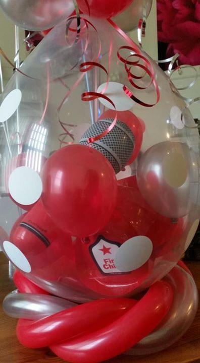 designer balloons