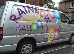 Balloon vehicle