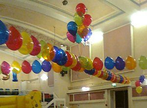 balloon course