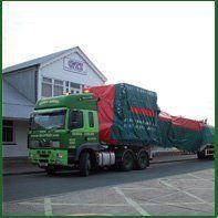 George Jenkins Transport, Transport Truck - Road Haulage