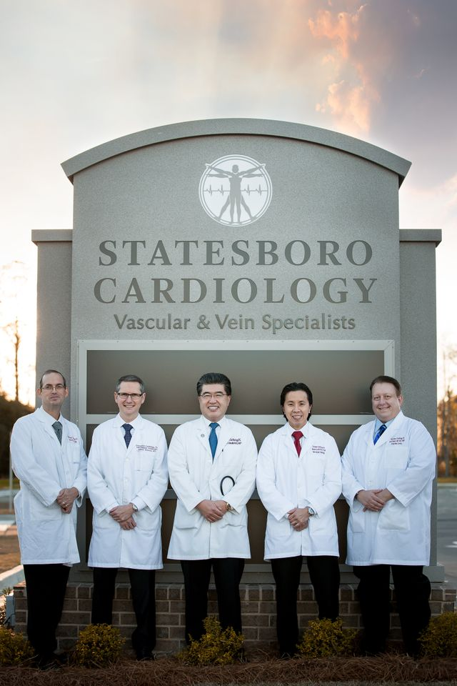 Statesboro Cardiology PC | Cardiac, Vascular & Vein