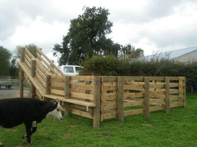 A farm fence in Horowhenua
