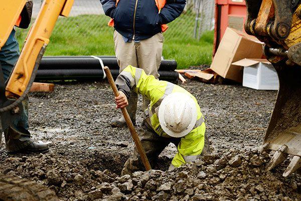 Water pipe leakage repair in Auckland