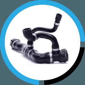 assembled hoses