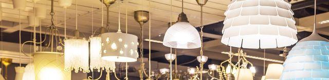 Vendita lampadari e lampade - Torino - Tutto Luce