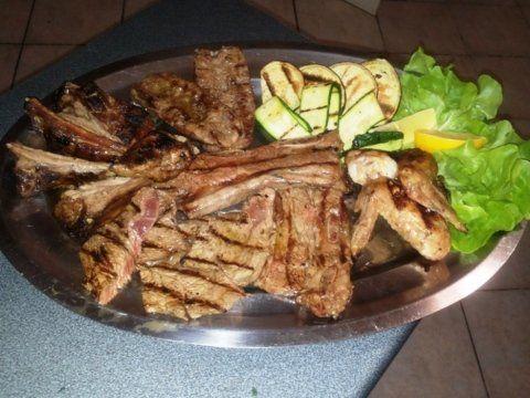 misto carne alla griglia