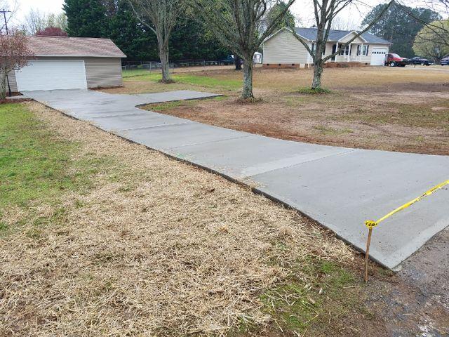 Concrete | Greenville, Clinton, Spartanburg, Anderson