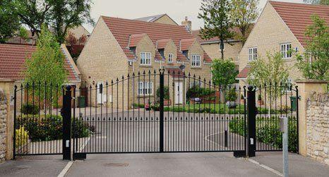 Tailored gates