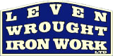 Leven Wrought Iron Work Company Logo