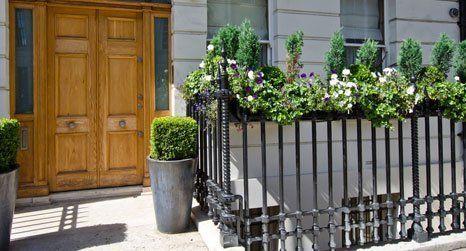 Fabrication of railings