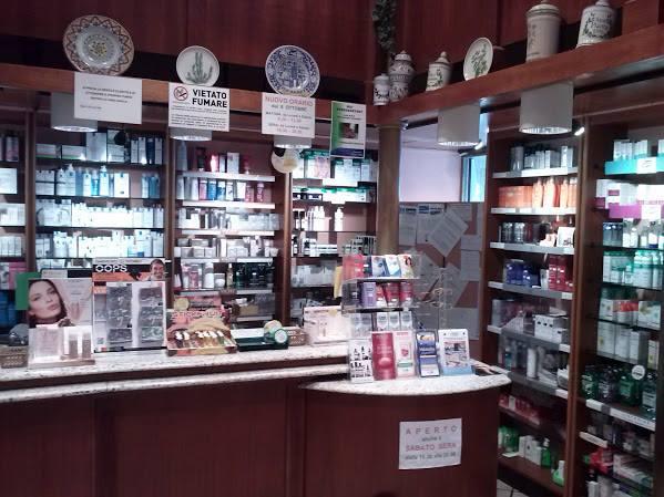 reparto medicinali della farmacia