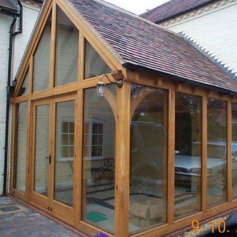 oak frames for extensions
