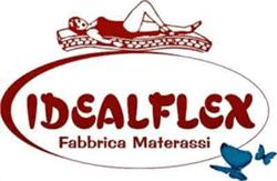 FABBRICA MATERASSI IDEALFLEX - LOGO