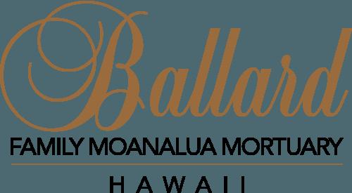 Ballard Family Moanalua Mortuary Hawaii