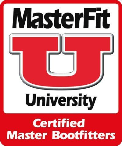 MasterFit University Certified Master Bootfitters