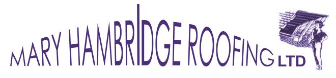 Mary Hambridge Roofing Ltd logo
